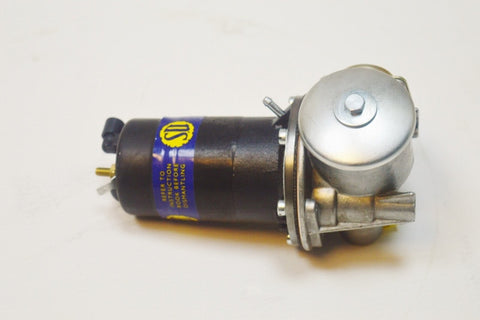 AZX1308EN NEGATIVE EARTH FUEL PUMP - 420/DAIMLER V8/E-TYPE S1/MK2/S-TYPE/XJ6/XK140