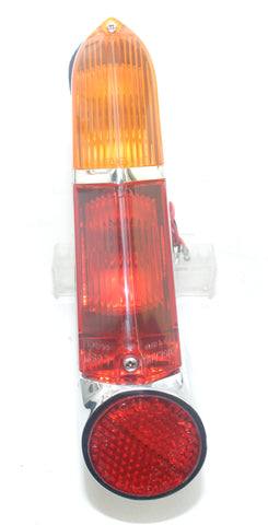C16085 LH REAR LAMP ASSEMBLY E-TYPE S1 DHC