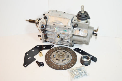5 SPEED TREMEC BORG WARNER T5 GEARBOX CONVERSION KIT E-TYPE S3 V12
