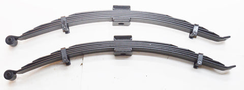 C10791/2HQ HIGH QUALITY REAR LEAF SPRING DAIMLER V8/MK2