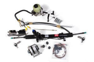PRESSURE SENSITIVE POWER STEERING CONVERSION MK2/S-TYPE/DAIMLER V8