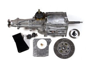 5 SPEED TREMEC BORG WARNER T5 GEARBOX CONVERSION KIT MK2