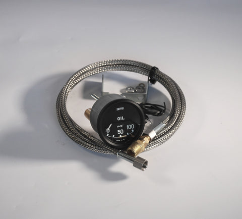 C18641/1 OIL PRESSURE CAPILLARY GAUGE - 6 CYLINDER ENGINES