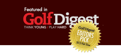 featured in Golfers Digest