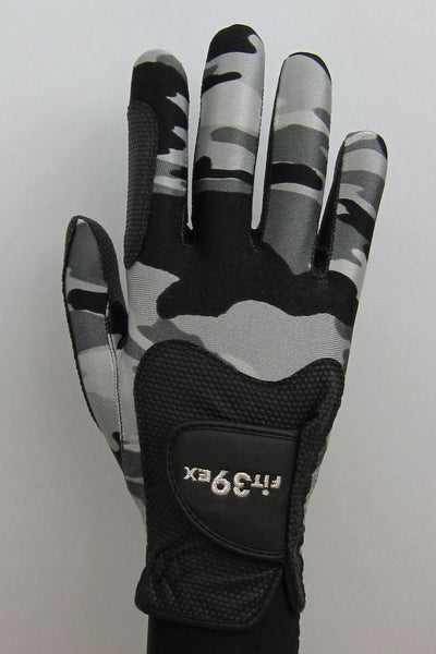FIT39 Golf Glove - Camouflage/Black (Right-Hand)
