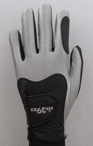 FIT39 Golf Glove - Groomy/Black