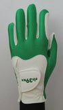 FIT39 Golf Glove - Green/White