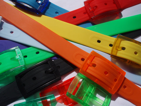 Silicone Golf Belts