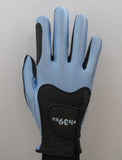 FIT39 Golf Glove - Blue/Black (Right-Hand)