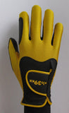 FIT39 Golf Glove - Gold/Black (Right-Hand)