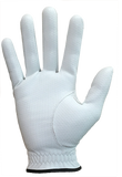 Professional FIT39 Golf Glove - White/White (Right-Hand)