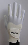 FIT39 Golf Glove - White/White (Right-Hand)