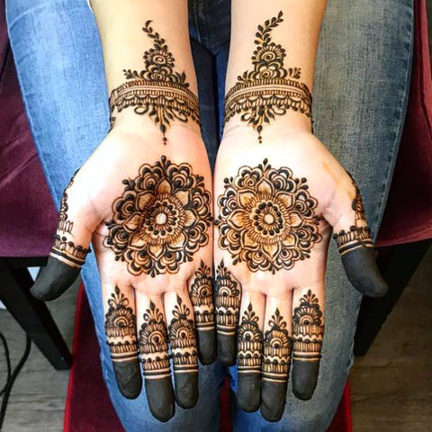Bridal & Engagement Henna – SyraSkins