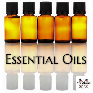 Rose Geranium Essential Oil 30ML - SyraSkins Pte. Ltd.