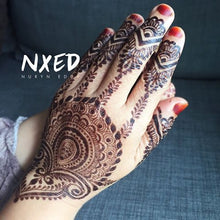 Load image into Gallery viewer, 5+1 Fresh Jagua Henna - SyraSkins