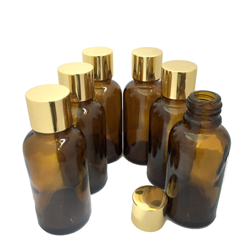 Gold Cap 30ml  - 60 Bottles - SyraSkins