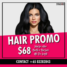 Load image into Gallery viewer, Hair Treatment PROMO - SyraSkins