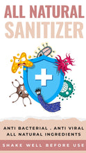 Load image into Gallery viewer, All Natural Sanitizer - SyraSkins Pte. Ltd.