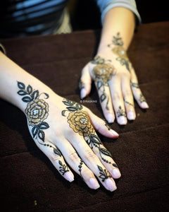 Casual Henna Booking Deposit - SyraSkins