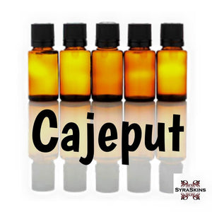 Cajeput Essential Oil 30ML - SyraSkins
