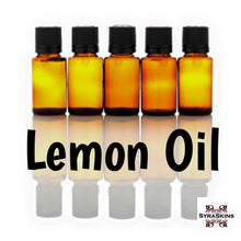 Load image into Gallery viewer, Lemon Essential Oil - 150ML - SyraSkins