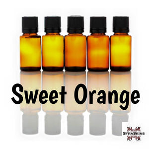 Sweet Orange Essential Oil 30ML - SyraSkins Pte. Ltd.