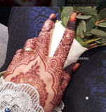 A FLASH SALE - 10 Fresh Henna Cones