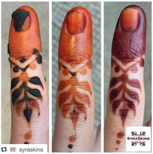 Load image into Gallery viewer, FLASH SALE 10 Fresh Henna Cones - SyraSkins