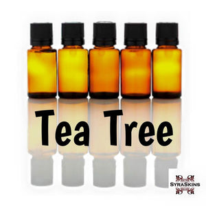 Tea Tree Essential Oil - 150ML - SyraSkins Pte. Ltd.