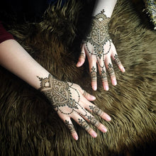 Load image into Gallery viewer, Bridal Henna Booking Deposit - SyraSkins