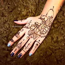 Load image into Gallery viewer, Casual Henna Booking Deposit - SyraSkins