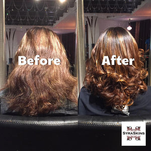 Hair Booking Deposit - SyraSkins