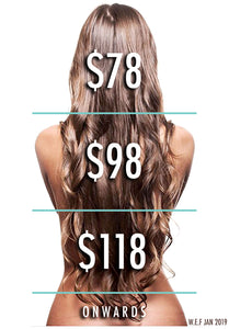 Hair Booking Deposit - SyraSkins Pte. Ltd.