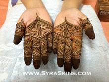 Load image into Gallery viewer, Henna Class 5 - Moroccan Art (3 Hours) - SyraSkins Pte. Ltd.