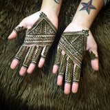 Moroccan Henna Workshop - 24 November 2018