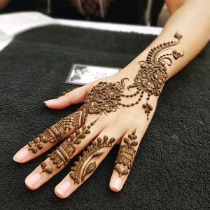 Casual Henna Booking Deposit