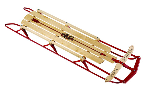 54 in. Flexible Flyer Steel Runner Sled