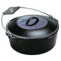 "Dutch Ovens 12"" Dia Logic W/Cv"