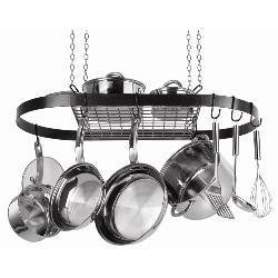 Oval Hanging Pot Racks