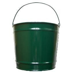 Pails 10-Qt Hun Green Decorati