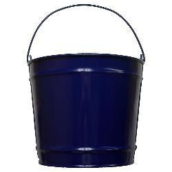 10 qt. Navy Decorative Pail