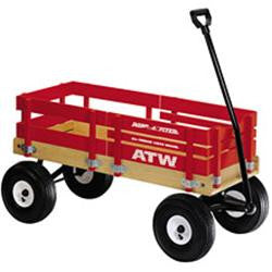 Wagons All Terrain Cargo Radio