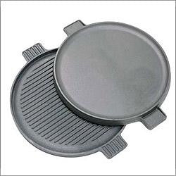 "Griddle/Grills 14"" 2-Side Cast"