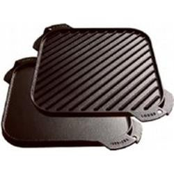 Griddle Single Burner Reversib