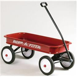 Radio Flyer Coaster Wagon