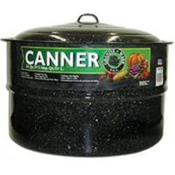 Black Enamel Cold Canner