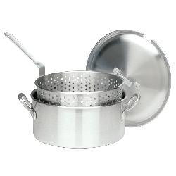 13 x 6 Deep Fryer Skillets