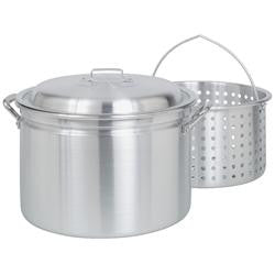 34 qt. Streamer/Boil Stockpot