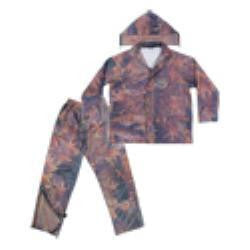 Rain Suit 2PC Camo Large