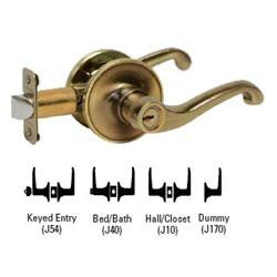 Schlage LaSalle Right Handed Privacy Lever